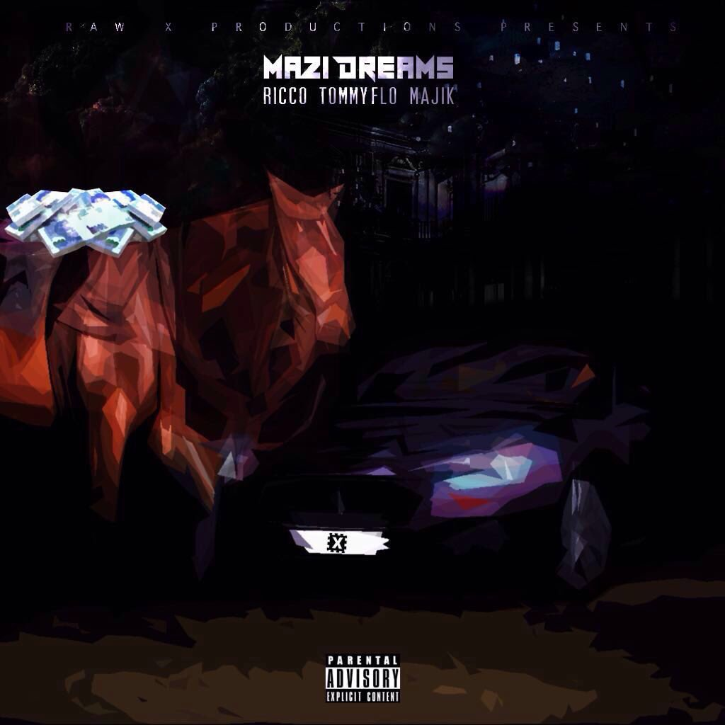 Listen To Ricco x Majik x Tommy FLO's New 'Mazi Dreams'Joint DYpoRd7X0AAB im
