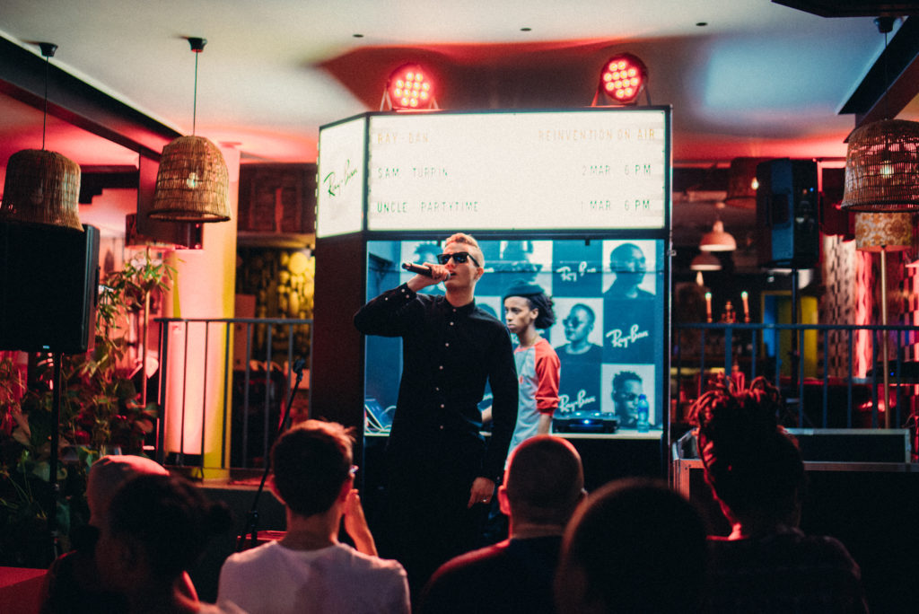 Ray-Ban Reinvention On Air | Event Round-Up Ray Ban Reinvention On Air SamTurpin 16 1024x684