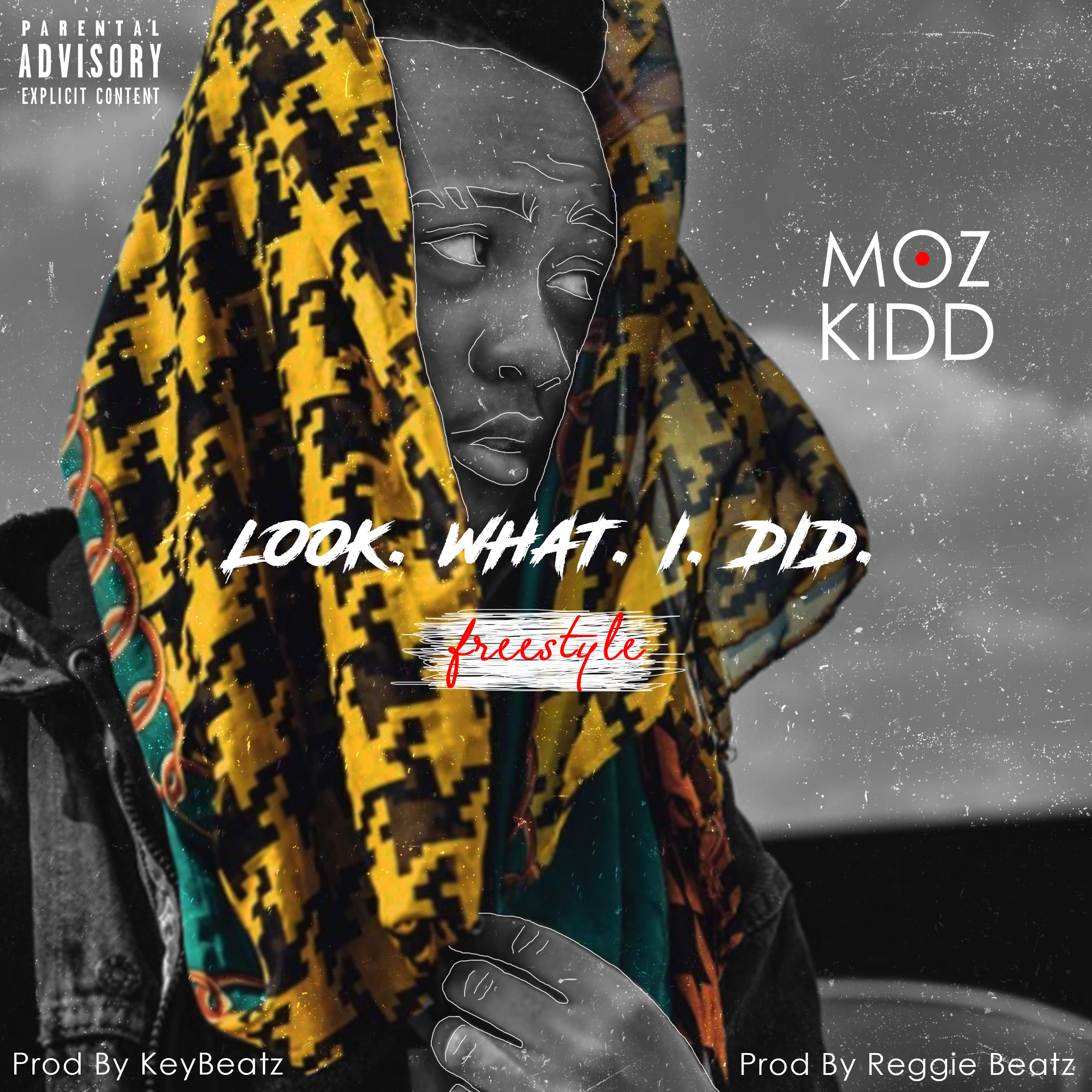 Moz Kidd Drops New 'Look What I Did' Freestyle [Watch] Song Artwork