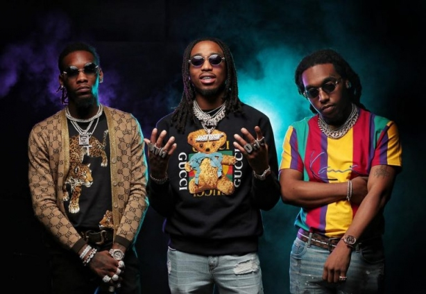 Watch Migos & Drake's New 'Walk It Talk It' Video Waploaded Migos   Walk It Talk It ft