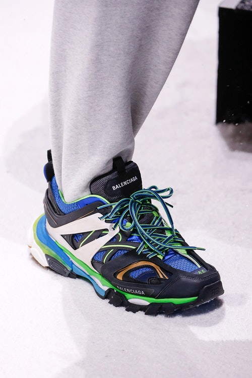New Balenciaga Sneakers[SneakPeak] balenciaga fall winter 2018 sneaker 1