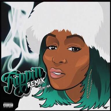 Listen To Remy Ma's 'Set Trippin' Remix img 5818