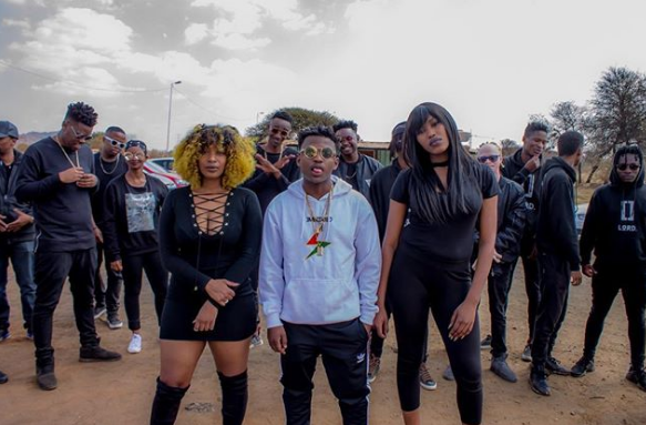 Peep FOCALISTIC's Debut 'KSHUBILE' Music Video j2 1