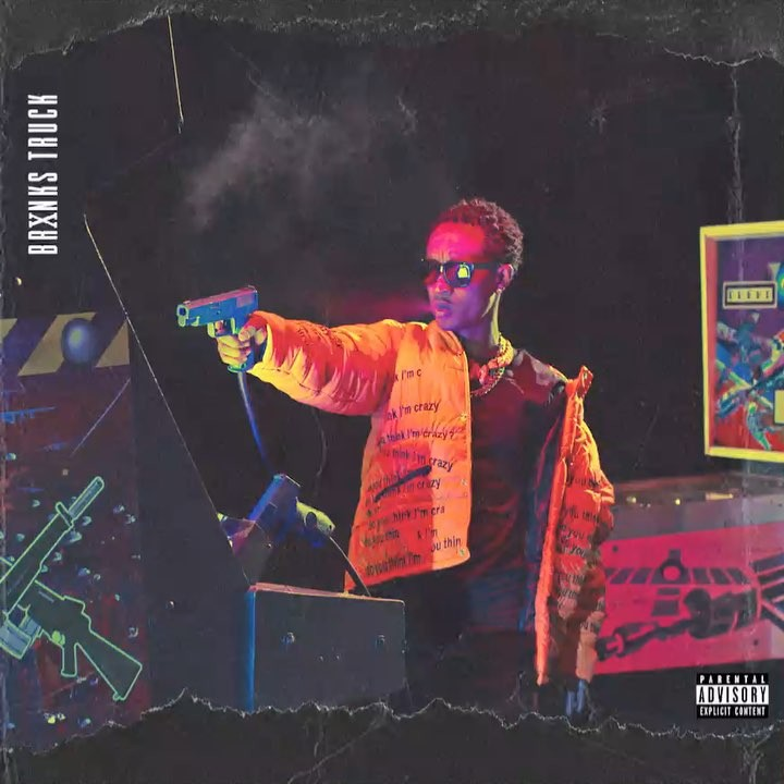 Listen To Slim Jxmmi  First Solo Song Called 'Brxnks Truck' jimm
