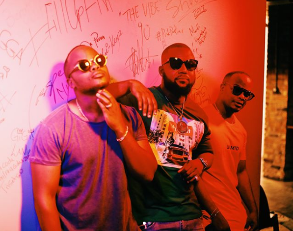 Major League DJz Drop New 'UTHANDO' Music Video Ft. Cassper Nyovest [Watch] k 1
