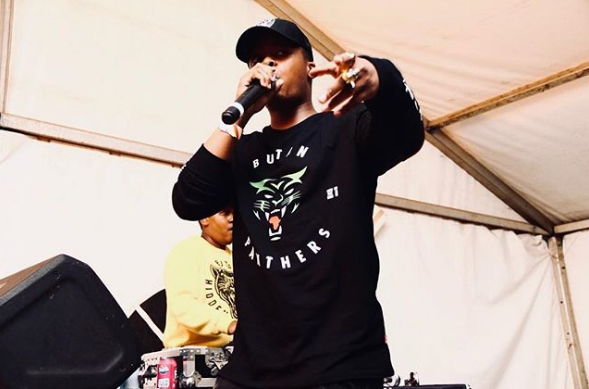 Watch Kid Tini Freestyle Over One Of His Supporters' Beat k