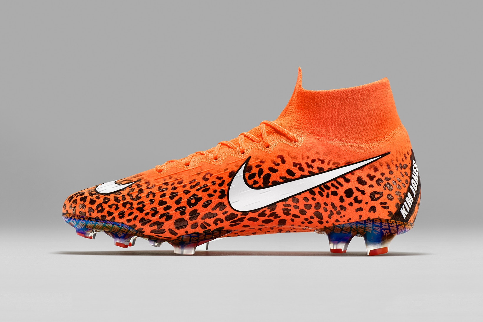 Kim Jones Reworks Nike Mercurial Football Boots kim jones nike football boot mercurial superfly 002