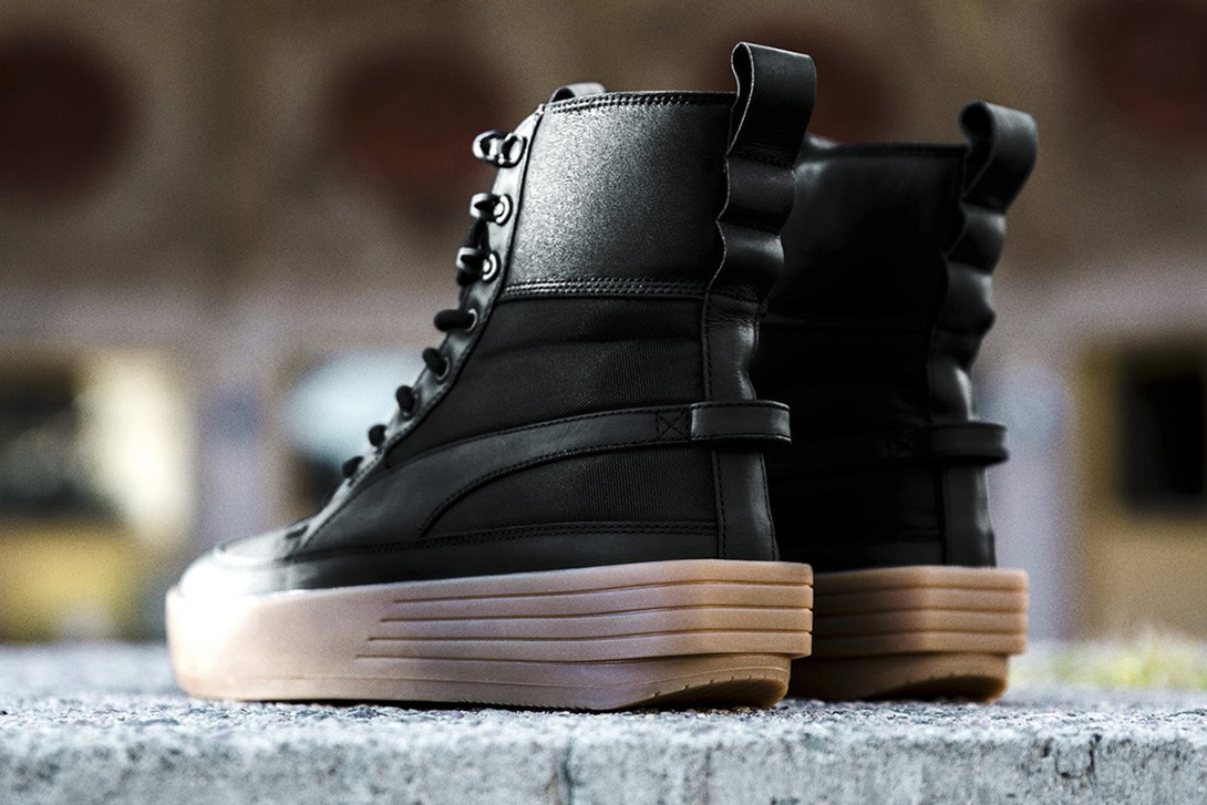 New The Weeknd x PUMA XO Parallel Sneaker Boot [SneakPeak] the weeknd puma xo parallel tactical release 01
