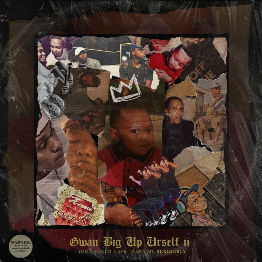 A-Reece Celebrates Birthday With New #GwanBigUpUrself2 (Should Have Taken Me Seriously) Project [Listen] thumb 59165 840x460 0 0 auto