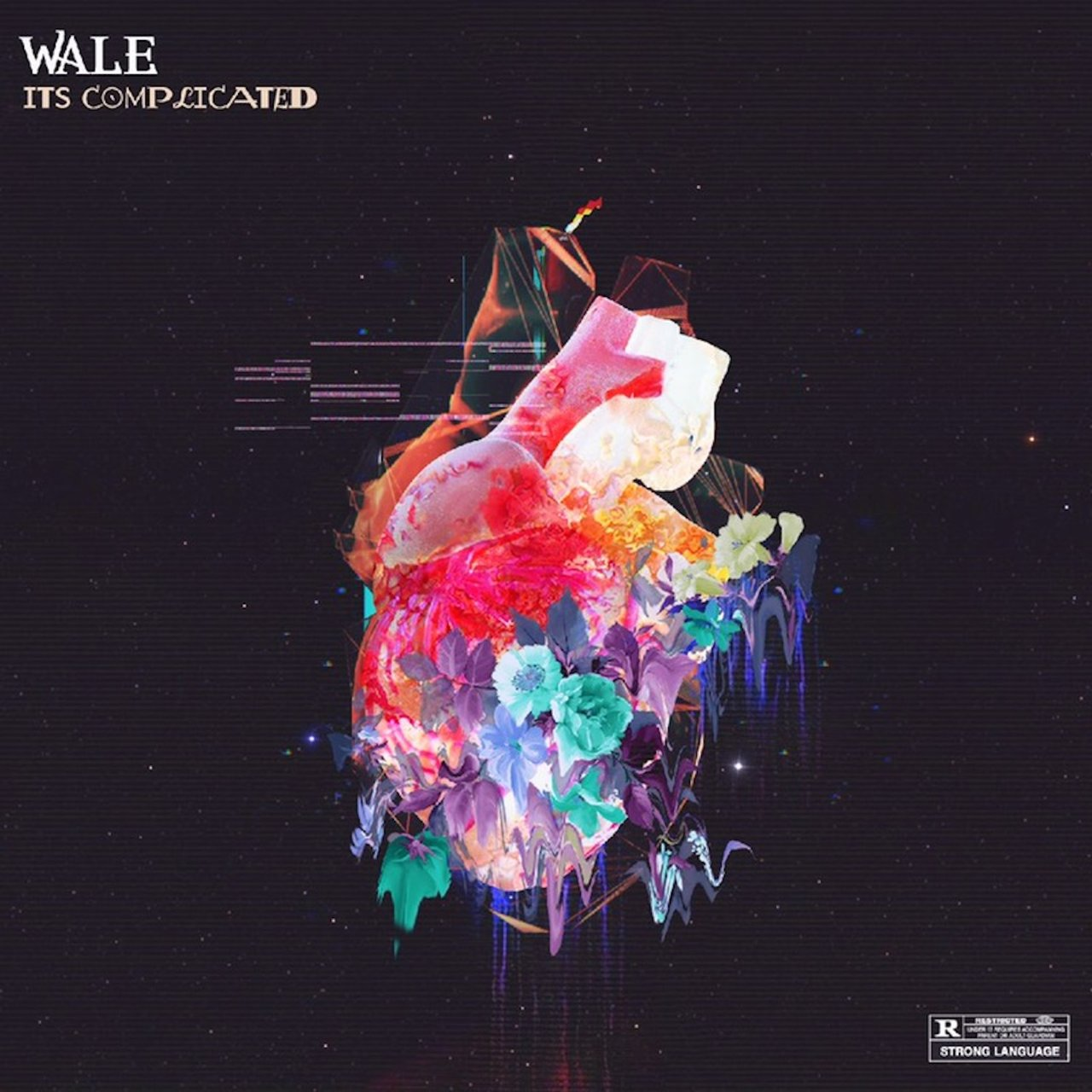 Wale Drops Surprise 'It's Complicated' EP wale its complicated cover
