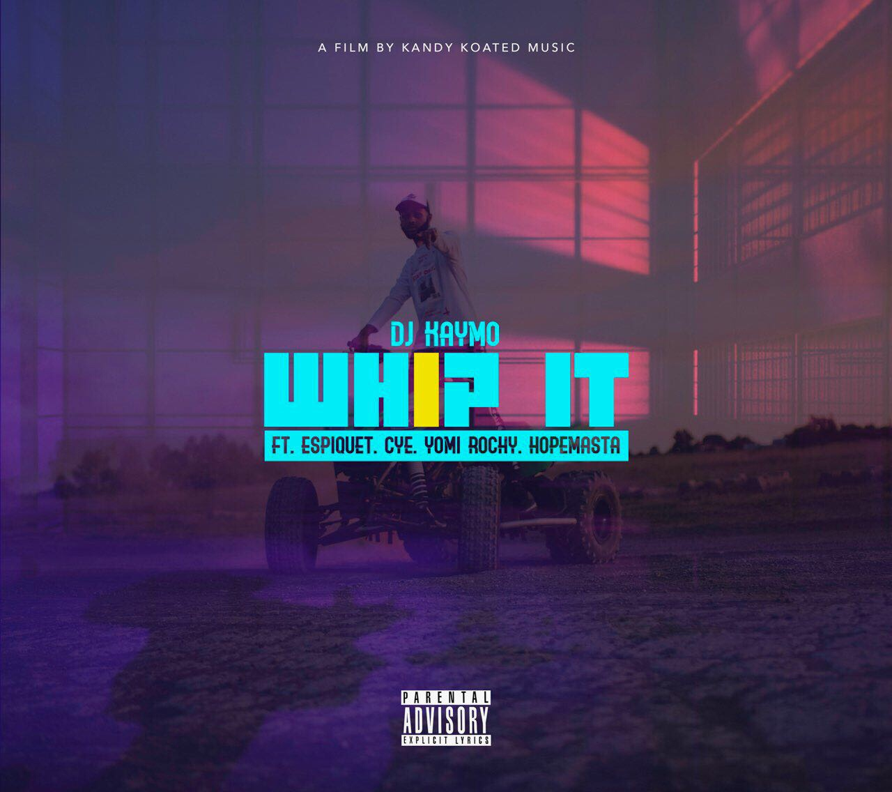 DJ Kaymo Drops New ' Whip It' Music Video Ft. Espiquet , Hopemasta, Cye & Yomi Rochy [Watch] 9130bbda 8a00 4873 99ef 0ce3d53dfcbc