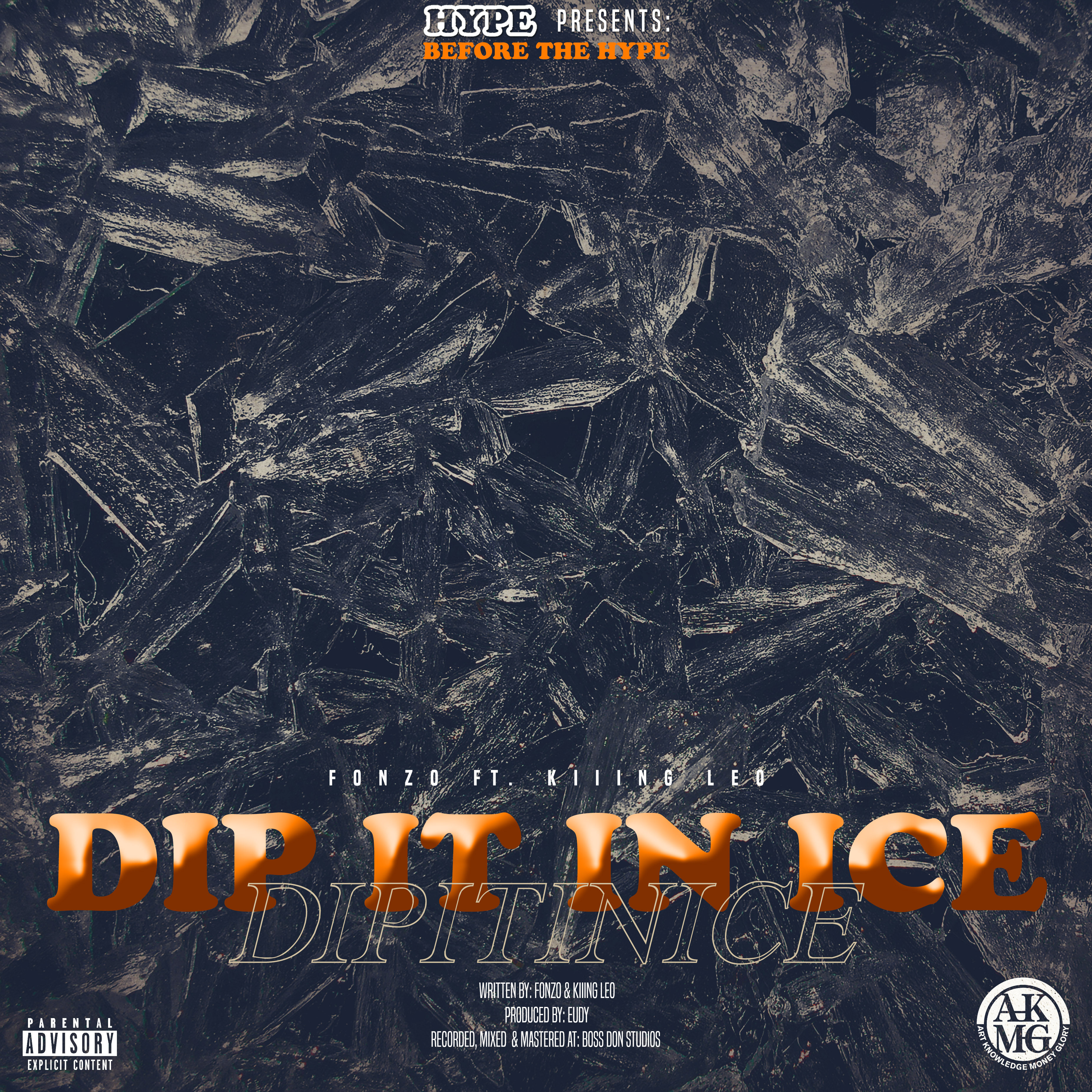 FonZo – 'Dip It In Ice' [Download] DIP IT IN ICE HQ ART