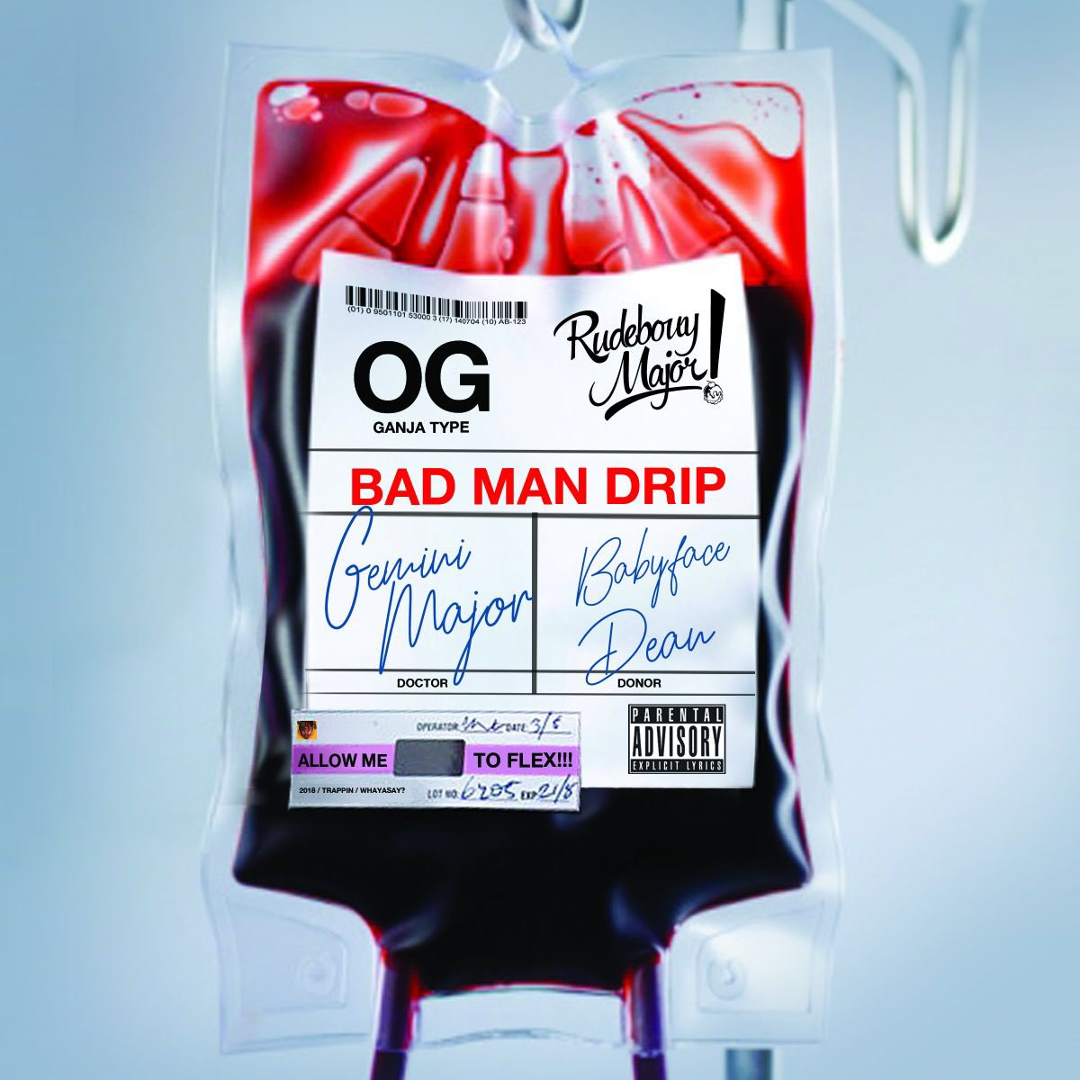 Gemini Major Finally Drops 'Badman Drip' Banger Ft. Babyface Dean [Listen] DaA8T2lX4AEDG7b