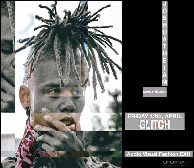 #GlitchByIAM Experience Taking Place Today DaVwLb XcAAiX0L