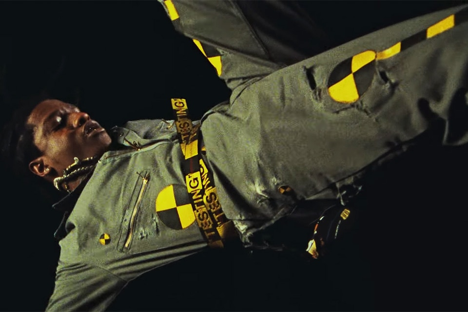 Watch A$AP Rocky's New 'A$AP Forever' Video asap rocky asap forever music video 0