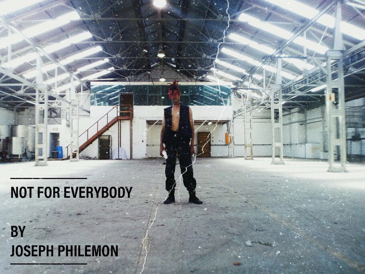 Listen To This New 'NOT FOR EVERYBODY' EP By Joseph Philemon image1
