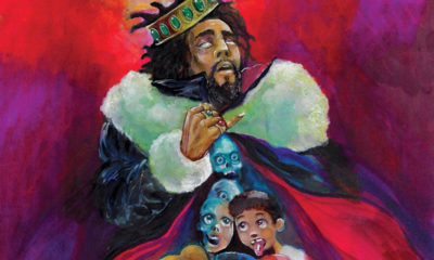 J. Cole's 'KOD'- A Perfect Balance Of Vulnerability And Realness! j cole kod cover 400x240