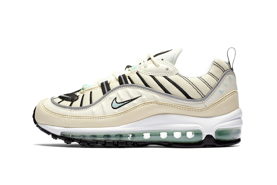 Nike Air Max 98 'Igloo' nike air max 98 igloo release date 1
