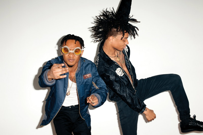Rae Sremmurd & Travis Scott Drop New 'Close' Single [Listen] rae sremmurd travis scott single stream