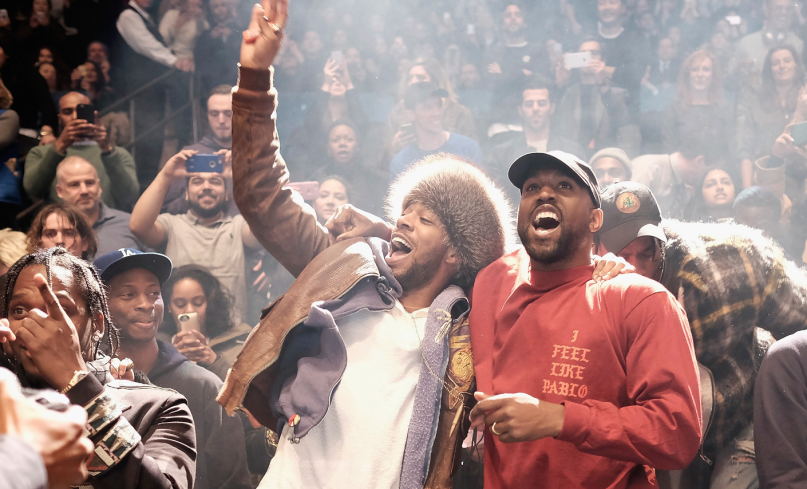 Kanye West Finally Drops New Album & Kid Cudi Collab Project Release Dates screen shot 2016 09 14 at 10 42 36 pm