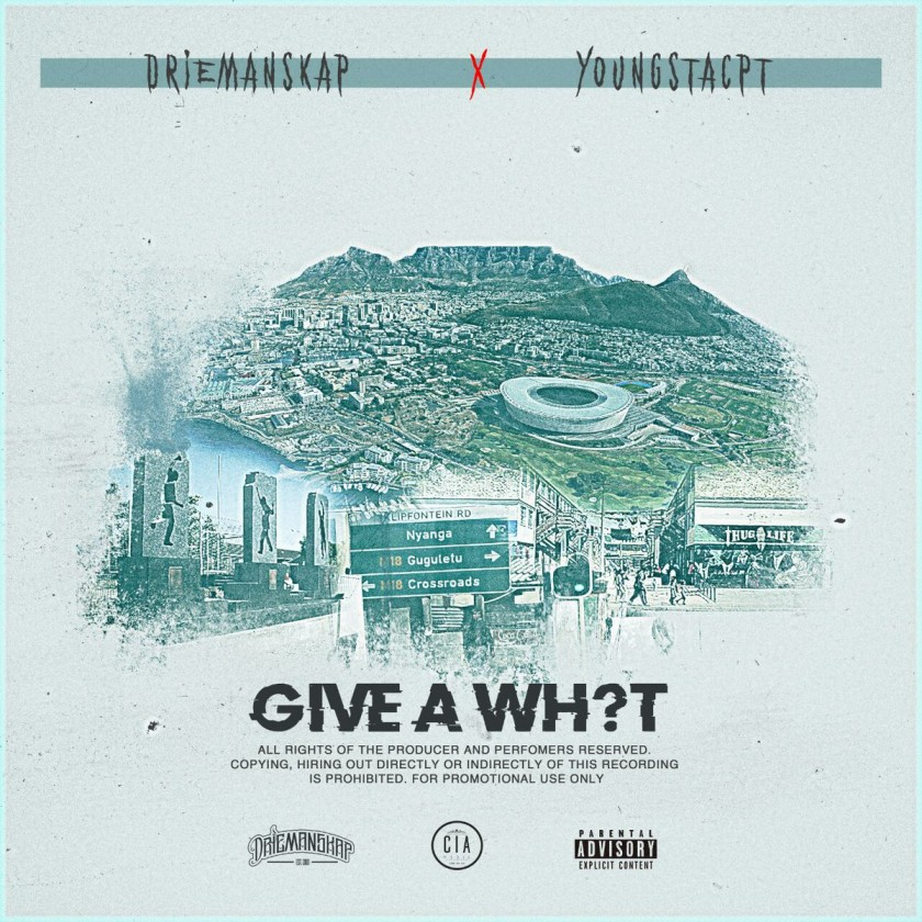 Driemanskap Dropping New 'Give A What' Joint FT. YoungstaCpt This Week thumb 66469 840x460 0 0 auto