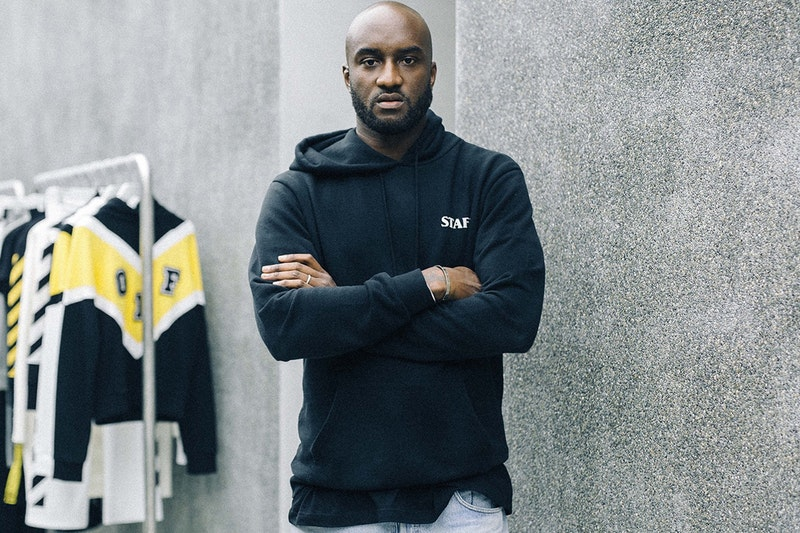 This Might Be Virgil Abloh's First Louis Vuitton Product virgil abloh tom sachs conversations interview essential homme 2017