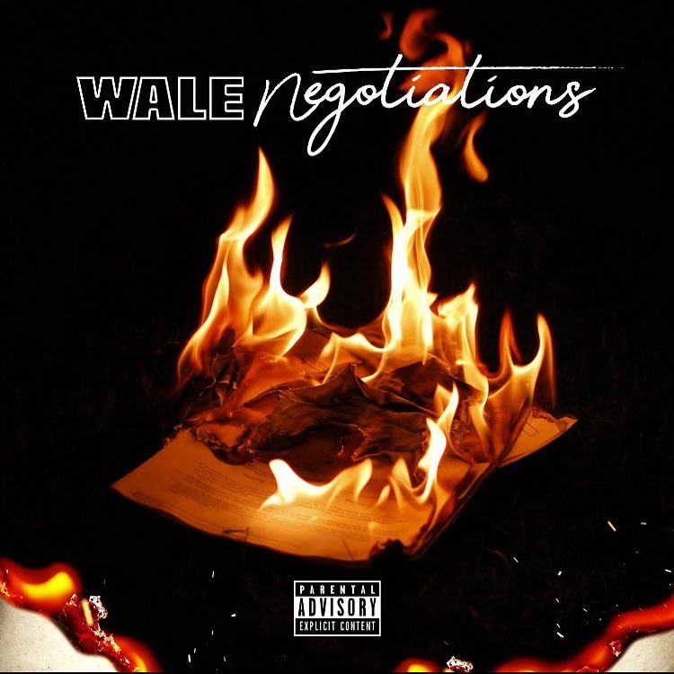 Listen To Wale's New 'Negotiations' Song wale negotiations