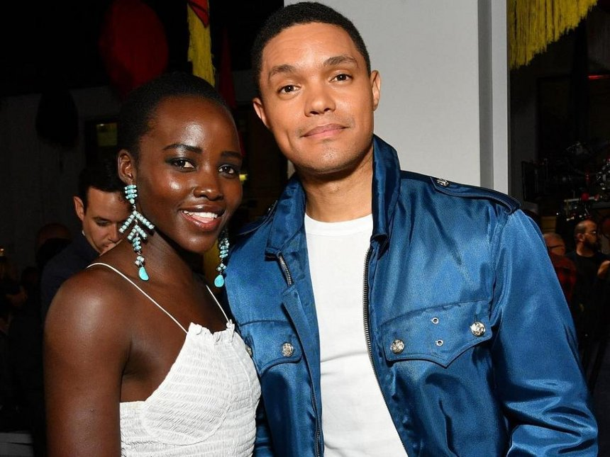 "trevor noah Did You Know That Trevor Noah Has A Hidden Cameo In ""Black Panther"" [Watch] 1719181"