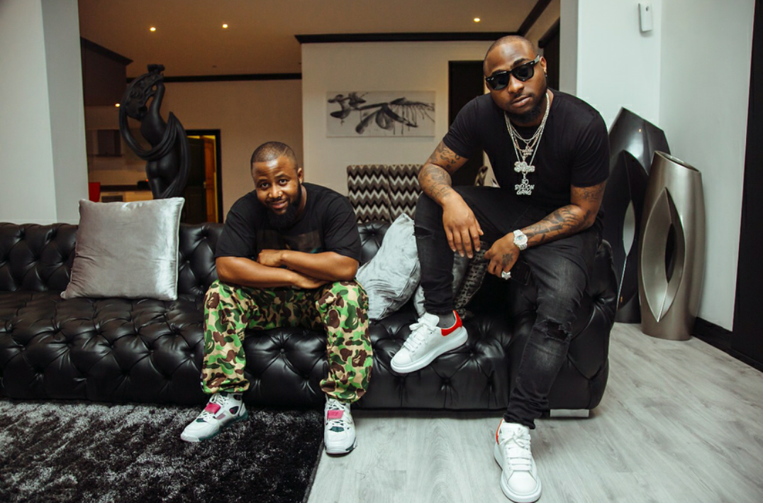 cassper nyovest Cassper Nyovest, Davido, Distruction Boyz, Fally Ipupa And Tiwa Savage Nominated For Best International Act 20180207 110152
