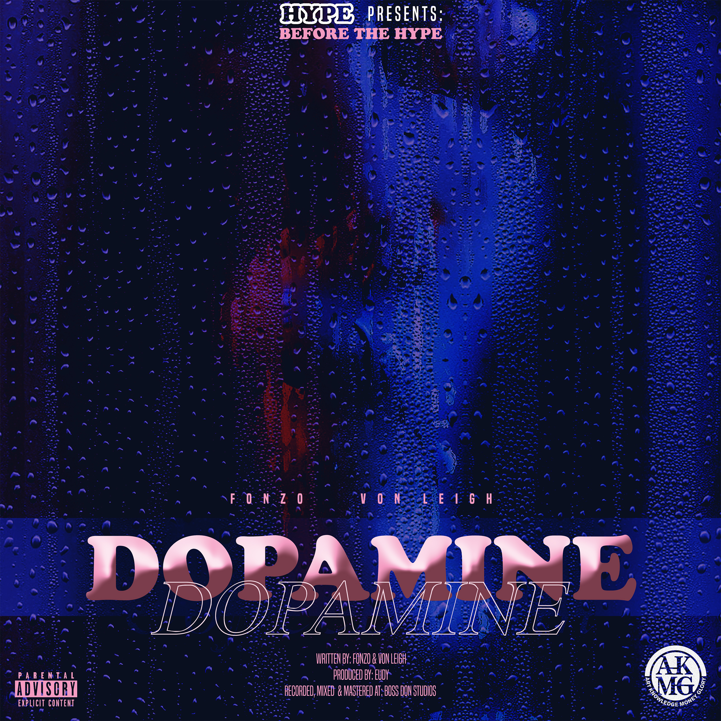 FonZo – 'DOPAMINE' Ft. Von Leigh [Download] DOPAMINE