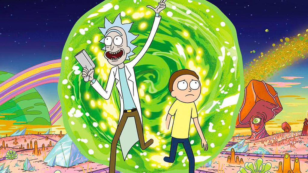 'Rick and Morty' Renewed For 70 Episodes [Watch] MORTY 2 1024x576