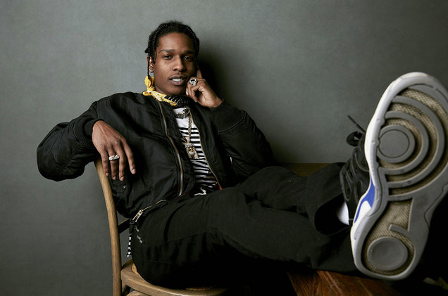 Watch Every Sample On A$AP Rocky's 'TESTING' Broken Down asap rocky jan 2018 sundance billboard 1548