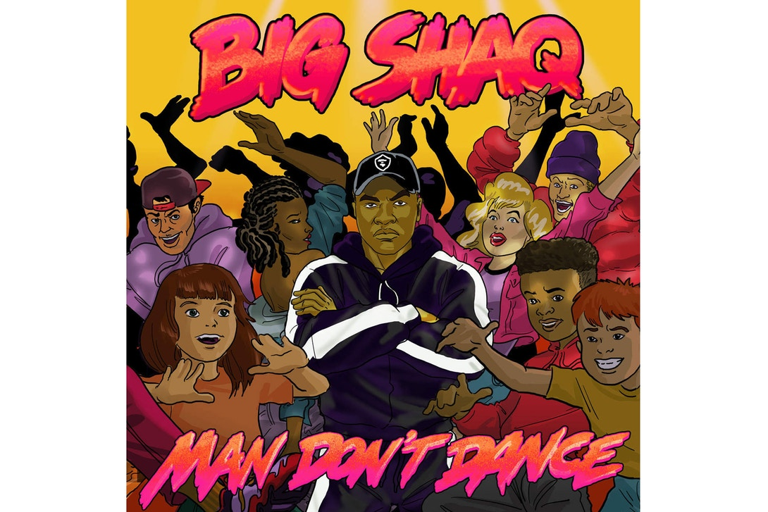 big shaq Listen To Big Shaq's New Single, 'Man Don't Dance' big shaq man dont dance single stream 1