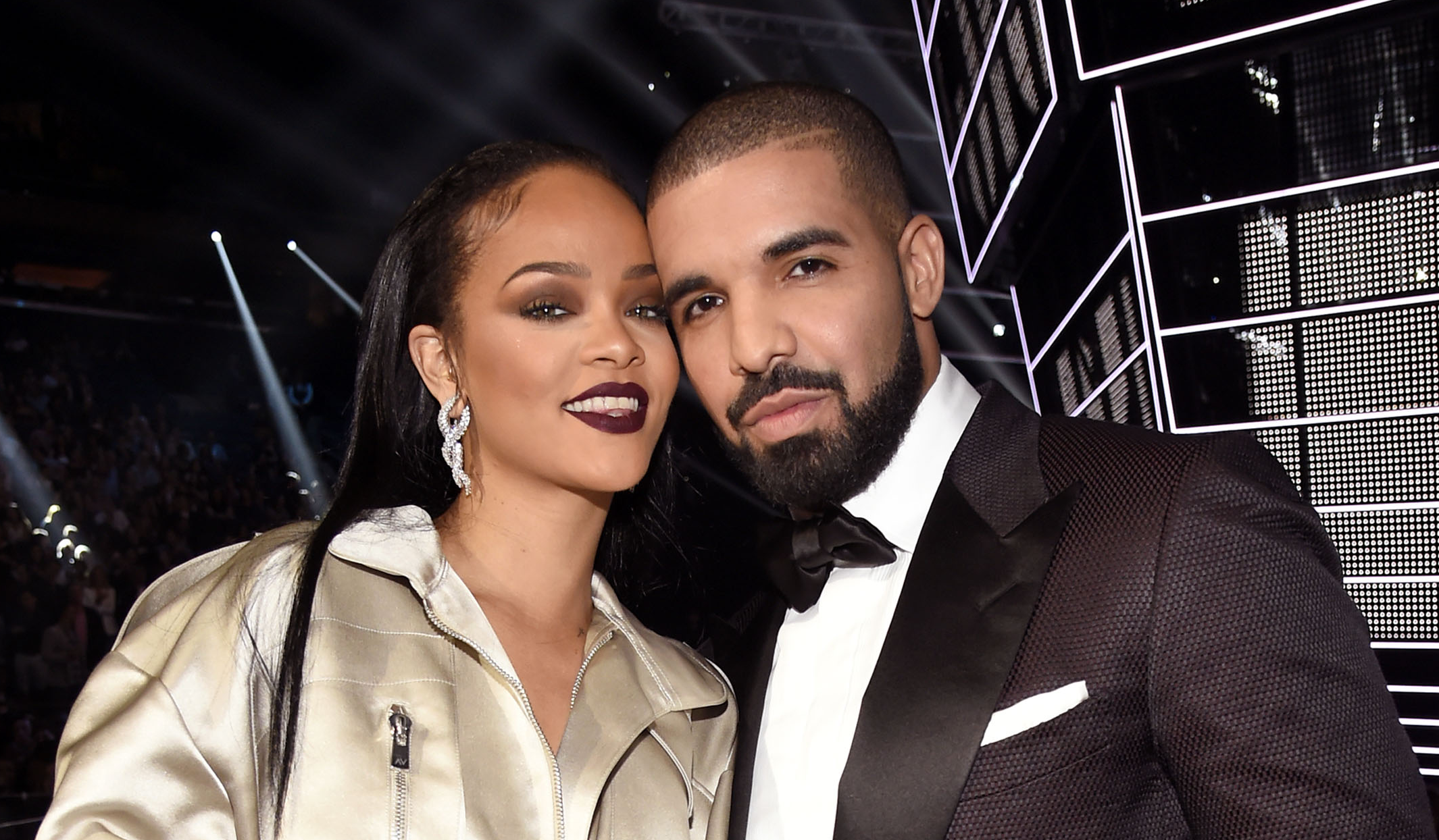 Rihanna Says Her & Drake Don't Have A Friendship Now drake rihanna