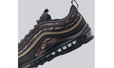 Nike Air Max 97 'Tiger Camo' nike air max 97 tiger camo black brown release 2 400x240