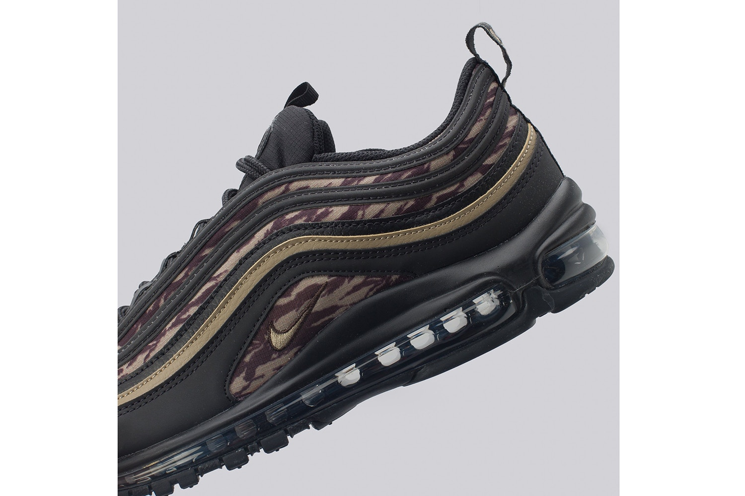 Nike Air Max 97 'Tiger Camo' nike air max 97 tiger camo black brown release 2