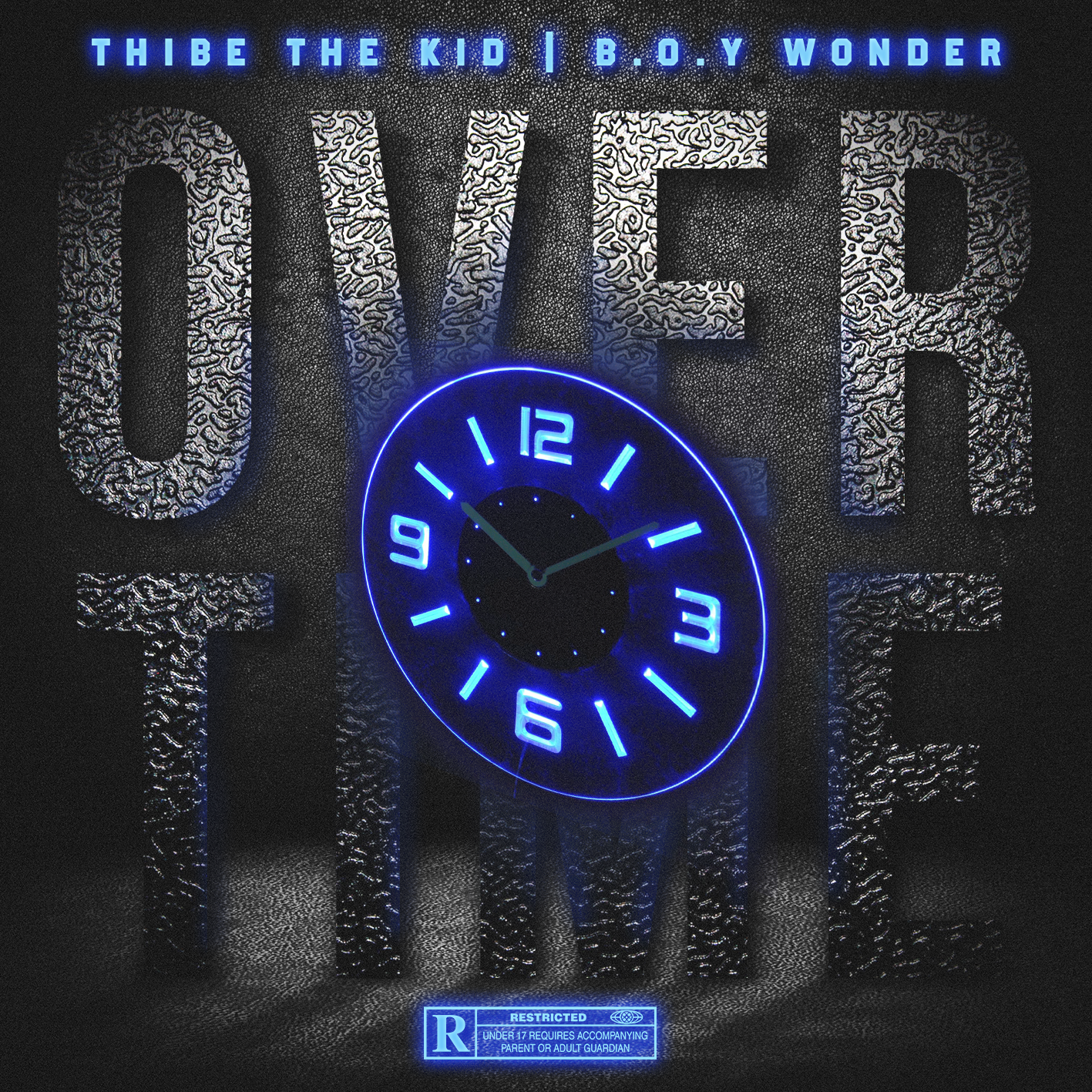 B.O.Y Wonder x Thibe Da King Drop New  'OVERTIME' Single [Listen] overtime