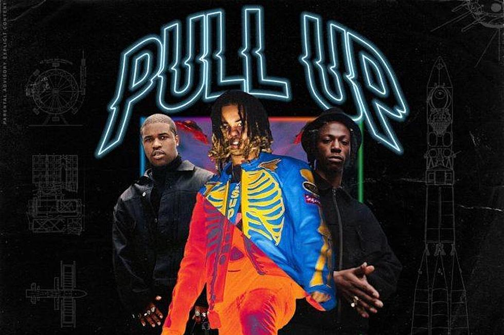 Peep A$AP Ferg x Joey Bada$$ x Powers Pleasant's New 'Pull Up' Visuals powers pleasant joey badass asap ferg pull up1