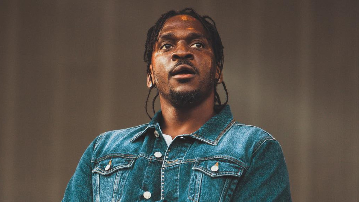 pusha t Pusha T Changes New Album Title To 'Daytona', Shares Tracklist & Takes Shot At Drake pusha t king push album out may 25 confirmed