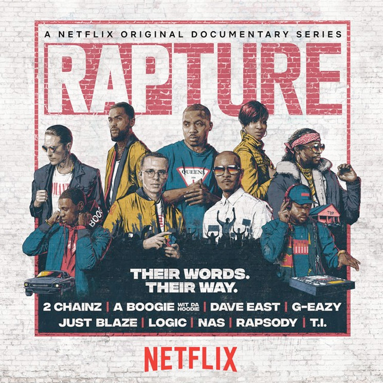 rapture Listen To Netflix's 'Rapture' Soundtrack Ft. Nas, T.I, Logic & More rapture 2