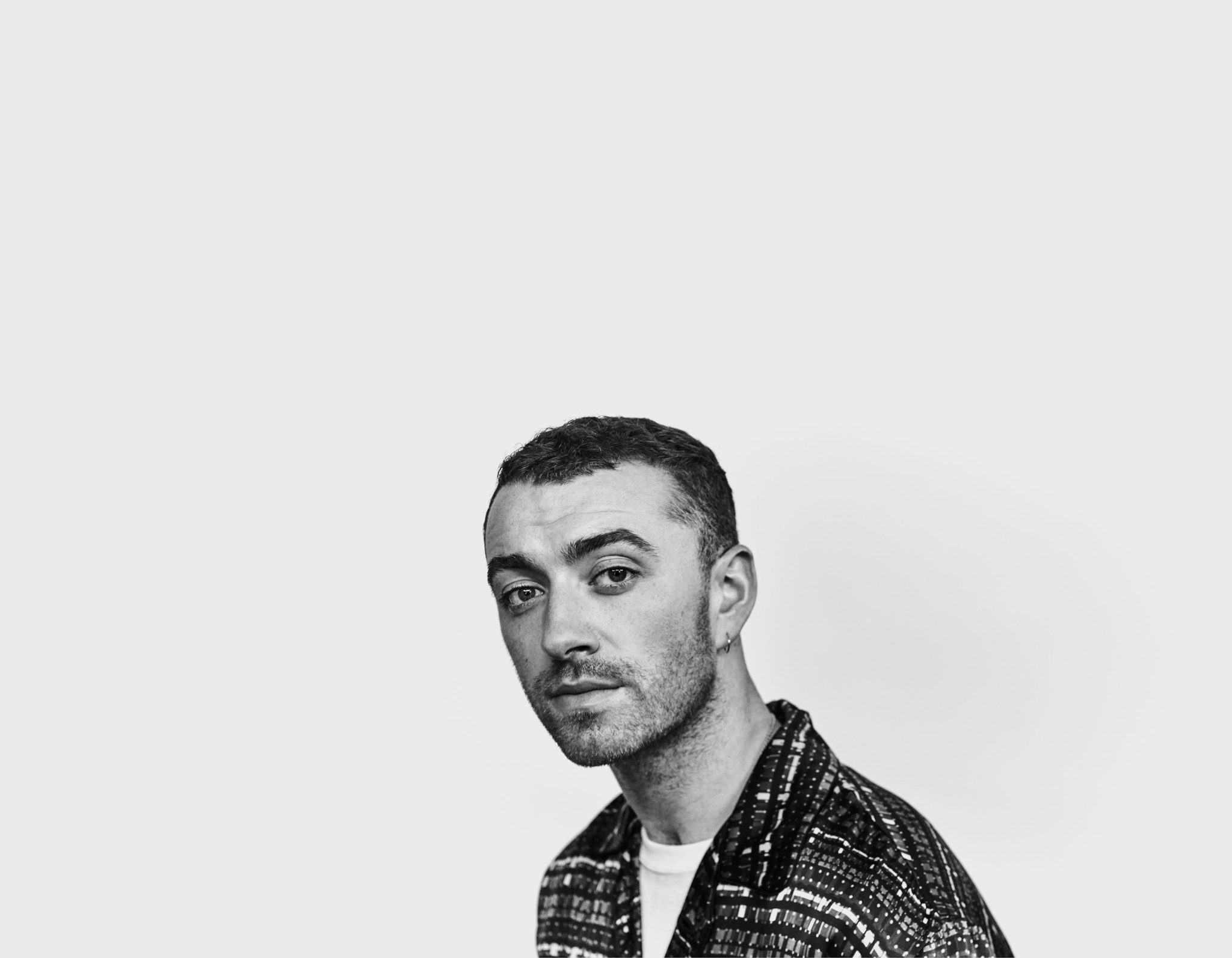 Watch Sam Smith & Logic's New 'Pray' Music Video samsmith bg lg