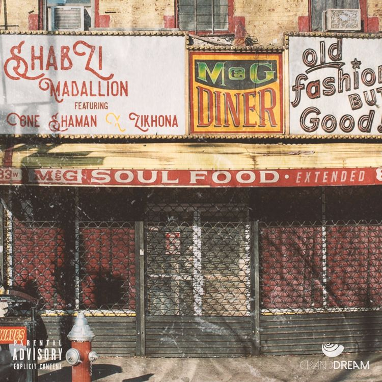 Listen To ShabZi Madallion's 'Soul Food Freestyle' Ft. One Shaman & Zikhona shabzi madallion soul food ft one shaman zikhona 750 750 1526340071