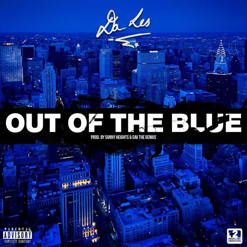 Watch Da L.E.S' New 'Out Of The Blue' Official Music Video thumb 70303 840x460 0 0 auto