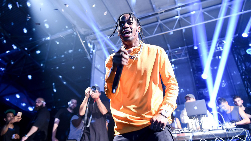 Watch Travis Scott Talk About The Differences Between Upcoming 'Astroworld' Album & Previous 'Rodeo' Album travis scott