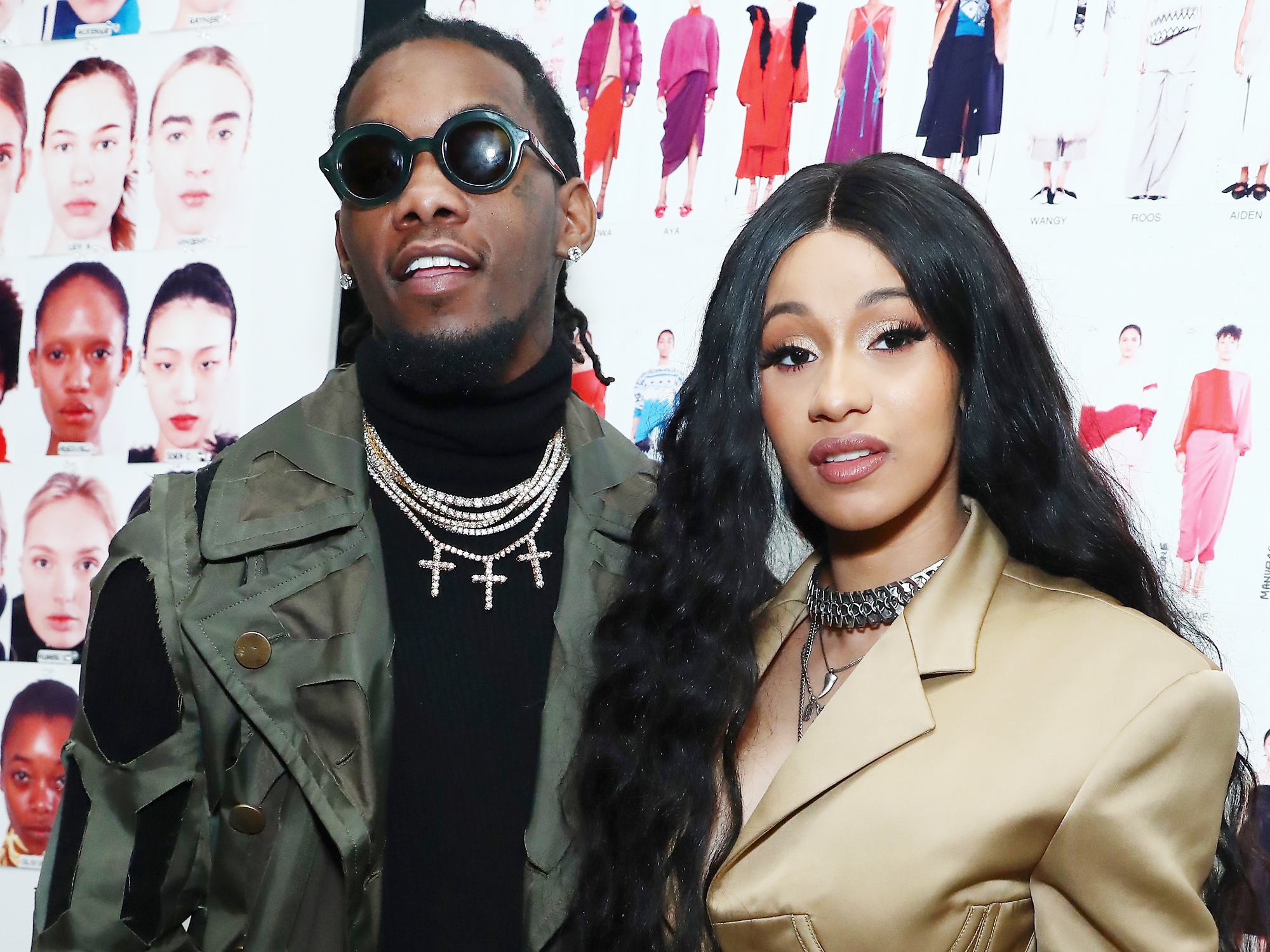 cardi b Cardi B and Offset Have Been Secretly Married Since September 2017 031918 cardi b offset