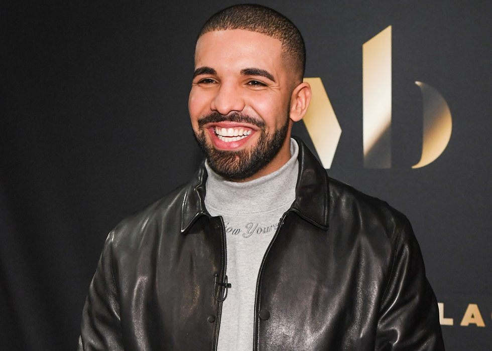drake Drake Has A Career-Ending Pusha T Diss Track That He Won't Release [Watch] 1519318123 drake smile