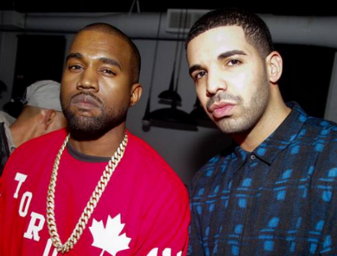 drake Drake Reportedly Wrote The Chorus on Kanye's 'Yikes' Track From 'YE' Album [Watch] 200220 54 news hub 171229 656x500