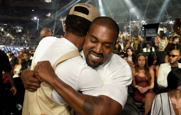 kanye west New Kanye West x Chance The Rapper Album Might Be On The Way Chance Kanye