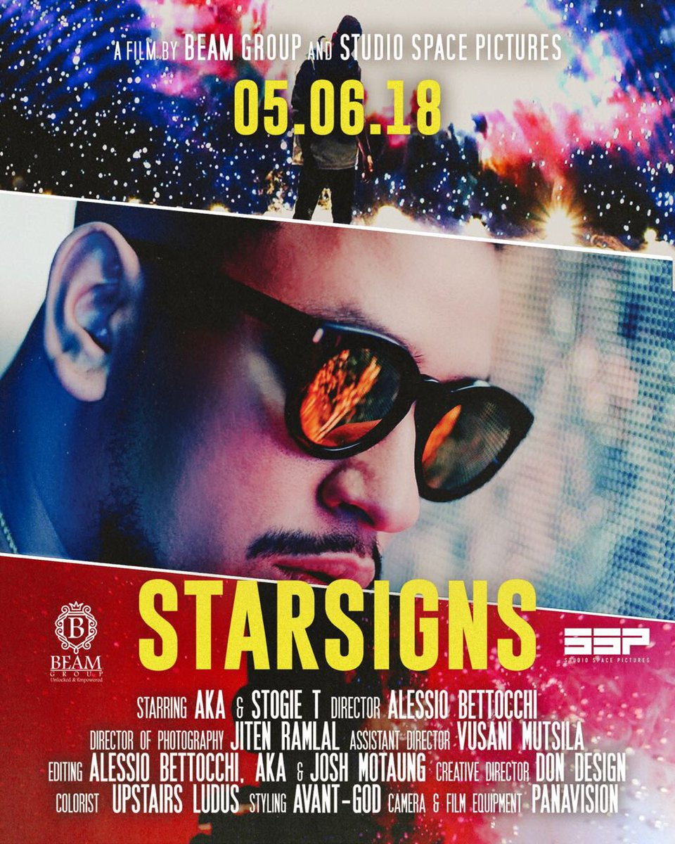 aka star signs New AKA 'StarSigns' Music Video Dropping Today [Listen] De60z UWAAED5DX