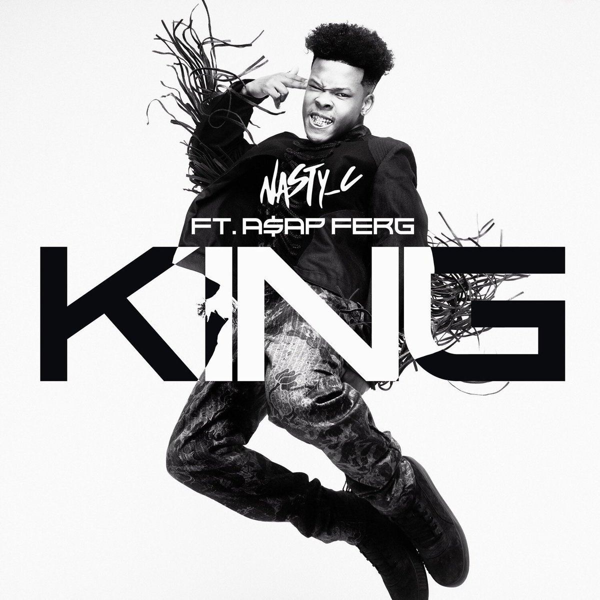 nasty c Listen To Nasty C's 2 New 'King' & 'Jungle' Joints DelYZQgX4AARa58